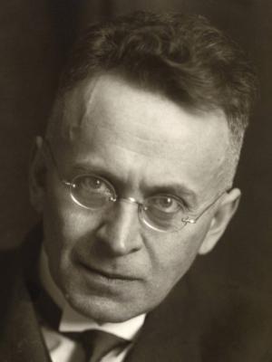 Frases, Imágenes y Biografía de Karl Kraus