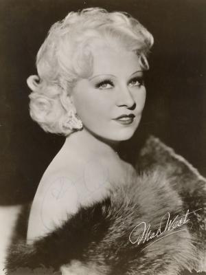 Frases, Imágenes y Biografía de Mae West