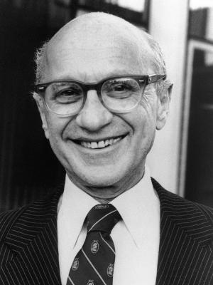Frases, Imágenes y Biografía de Milton Friedman