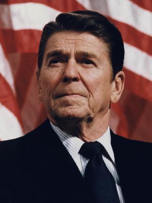 Frases, Imágenes y Biografía de Ronald Reagan