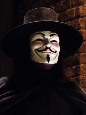 Frases, Imágenes y Biografía de V De Vendetta